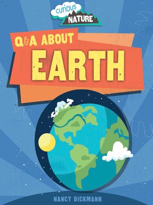 cover image of Q & A About Earth