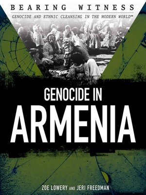 cover image of Genocide in Armenia