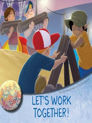 cover image of Let's Work Together!