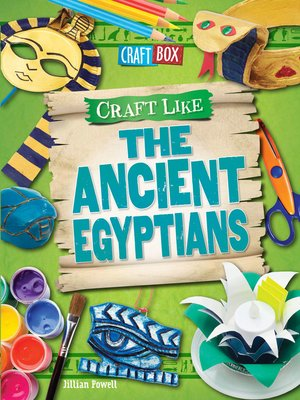 cover image of Craft Like the Ancient Egyptians
