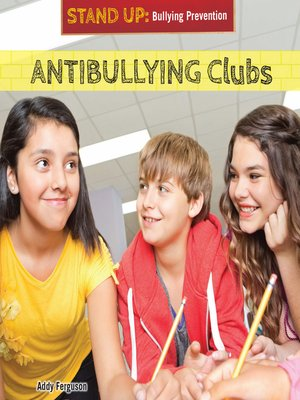 cover image of Antibullying Clubs