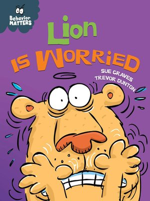 cover image of Lion Is Worried