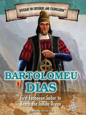 cover image of Bartolomeu Dias