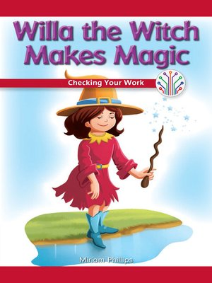 cover image of Willa the Witch Makes Magic