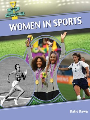 cover image of Women in Sports