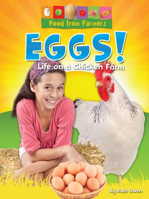 cover image of Eggs!