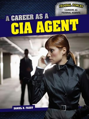 cover image of A Career as a CIA Agent