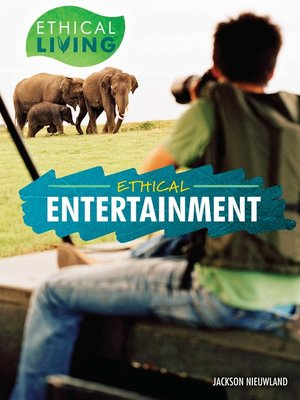cover image of Ethical Entertainment