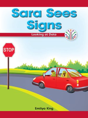 cover image of Sara Sees Signs