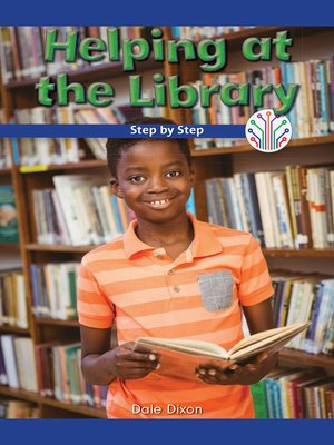cover image of Helping at the Library