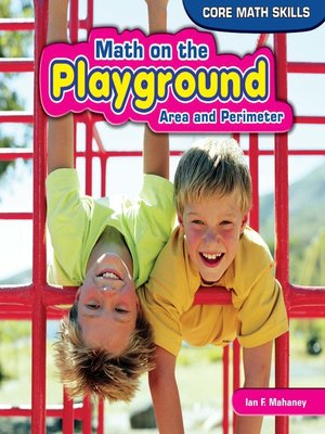 cover image of Math on the Playground