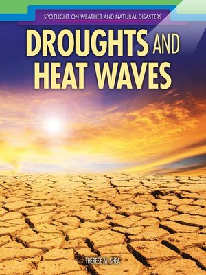 cover image of Droughts and Heat Waves