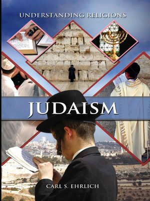 cover image of Judaism