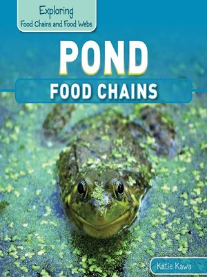 cover image of Pond Food Chains