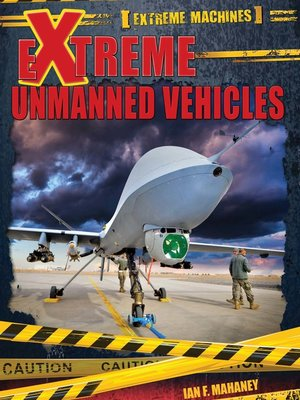 cover image of Extreme Unmanned Vehicles