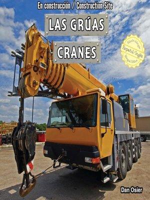 cover image of Las grúas / Cranes