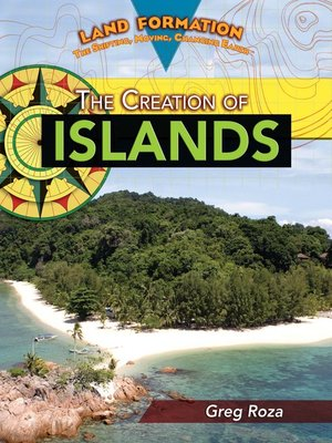 cover image of The Creation of Islands
