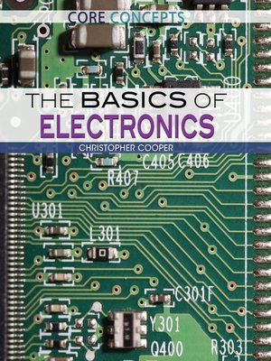 cover image of The Basics of Electronics