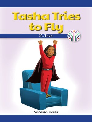 cover image of Tasha Tries to Fly