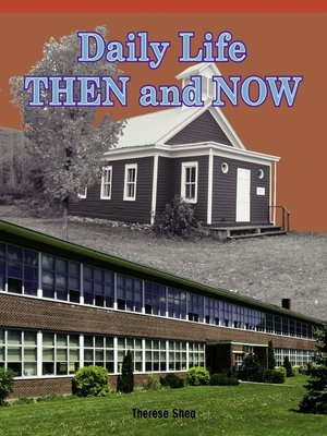 cover image of Daily Life Then and Now