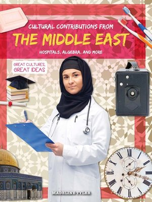 cover image of Cultural Contributions from the Middle East