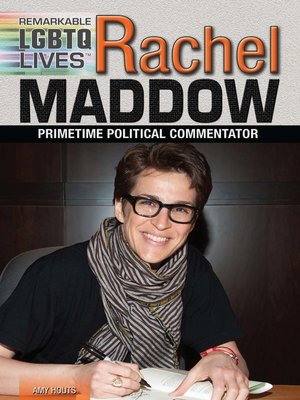 cover image of Rachel Maddow