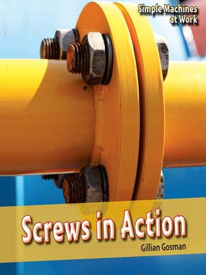 cover image of Screws in Action
