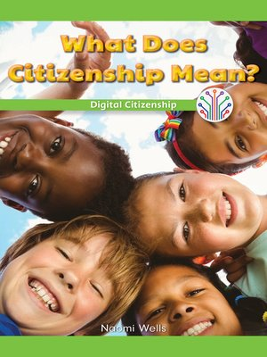 cover image of What Does Citizenship Mean?