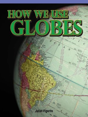 cover image of How We Use Globes
