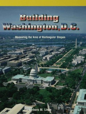 cover image of Building Washington, D.C.