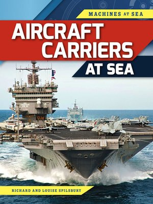 cover image of Aircraft Carriers at Sea