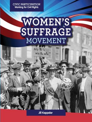 cover image of Women's Suffrage Movement