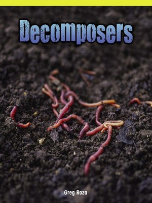 cover image of Decomposers