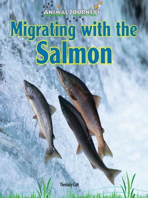 cover image of Migrating with the Salmon