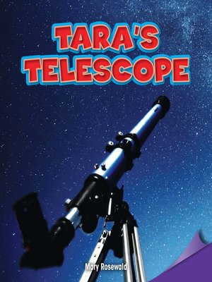 cover image of Tara's Telescope