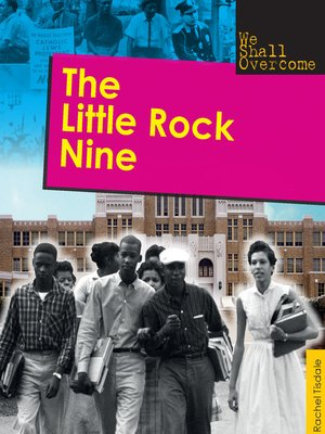 cover image of The Little Rock Nine