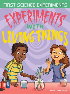 cover image of Experiments with Living Things
