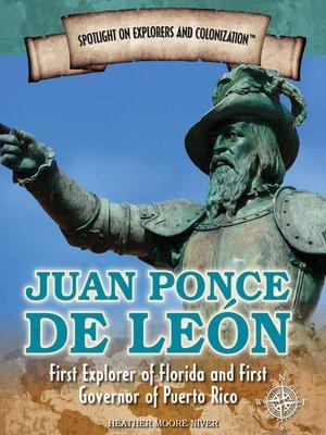 cover image of Juan Ponce de León