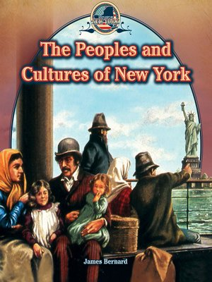 cover image of The Peoples and Cultures of New York