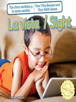 cover image of La vista / Sight