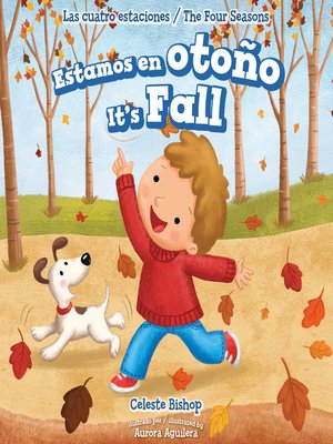 cover image of Estamos en otoño / It's Fall