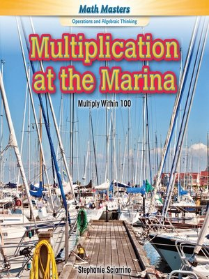cover image of Multiplication at the Marina