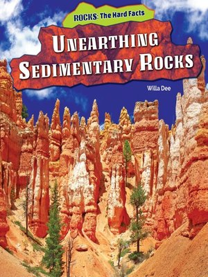 cover image of Unearthing Sedimentary Rocks
