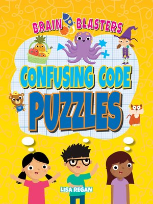 cover image of Confusing Code Puzzles