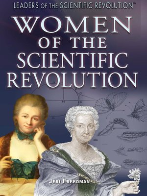 cover image of Women of the Scientific Revolution