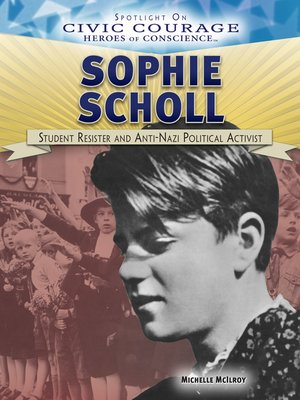 cover image of Sophie Scholl