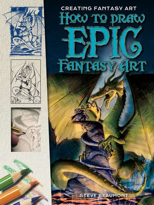 cover image of How to Draw Epic Fantasy Art