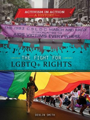 cover image of The Fight for LGBTQ+ Rights