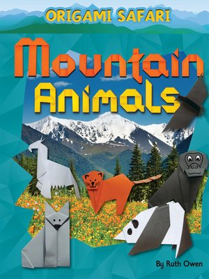 cover image of Mountain Animals