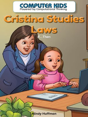 cover image of Cristina Studies Laws